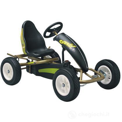Kart a pedali Gold AF