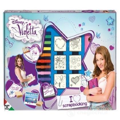 Valigetta timbrini Violetta