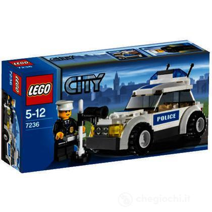 LEGO City - Auto della polizia (7236)