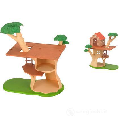 Casa albero (personaggi esclusi) (2882)
