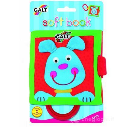 Libro Dentaruolo Stoffa: Cuccioli (3603709)
