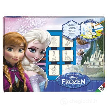 Valigetta timbrini Frozen (4883)