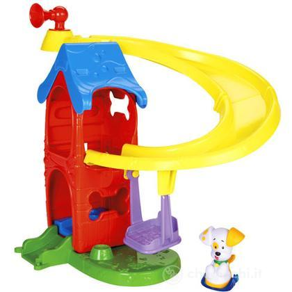 Bubble Puppy Playhouse – Assortimento Playset (BCM68)