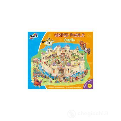 Puzzle 80 pezzi Castello
