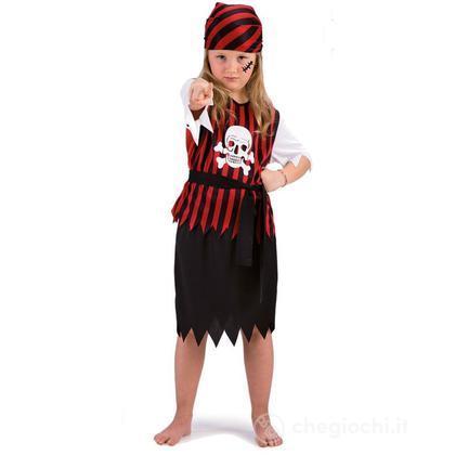 Costume Piratessa Corsara Taglia VI (65884)