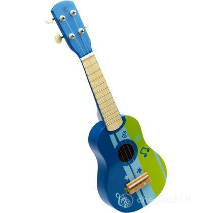 Chitarra Ukulele Blu (E0317)
