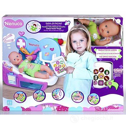 Bambola Nenuco Dottore (700012646)