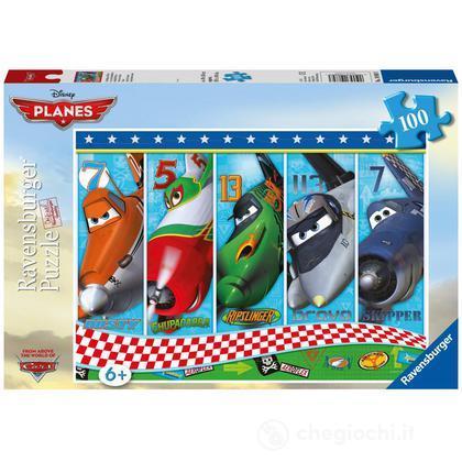 Disney Planes puzzle 100 XXL (10889)