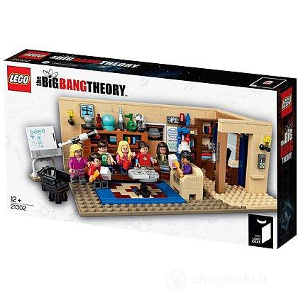 Big Bang Theory - Lego Ideas (21302)