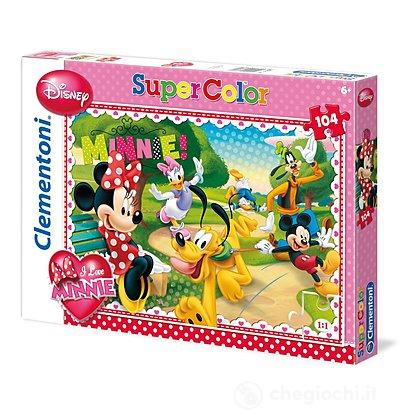 Minnie: A Nice Afternoon Puzzle 104 Pezzi (27889)