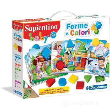 Baby Sapientino - Forme e Colori (12890)