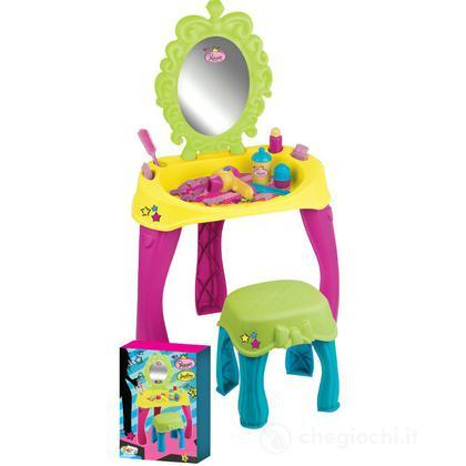 Vanity set Princess Star con sedia (6893)