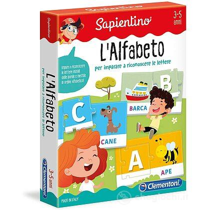 Sapientino L'alfabeto (12893)