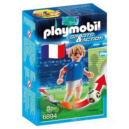 Giocatore Francia 6894