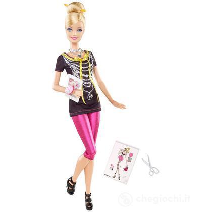 Barbie I Can Be... Stilista  (X2887)