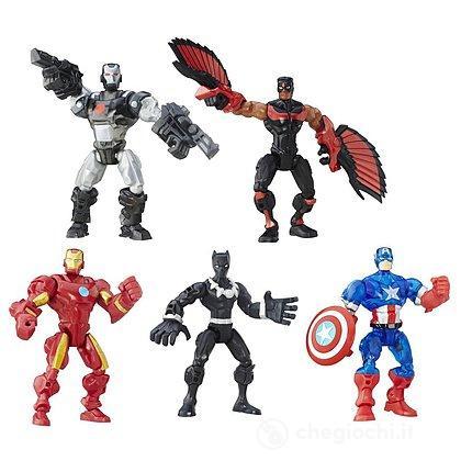 Super Hero Mashers Marvel Multi Pack (B8309EU4)