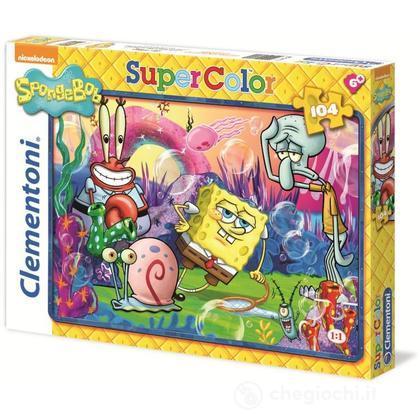 Puzzle 104 SpongeBob (278980)