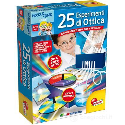 25 Esperimenti Di Ottica (48984)