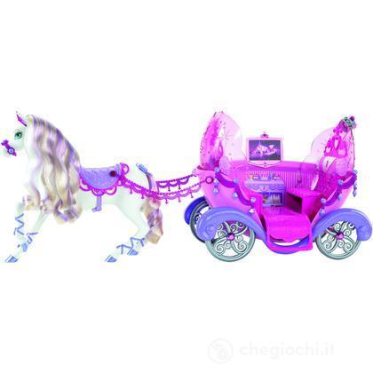 Barbie carrozza (T4894)