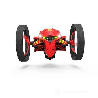 Drone Jumping Night Marshall Con Luci Led e Microfono e Telecamera - Rosso