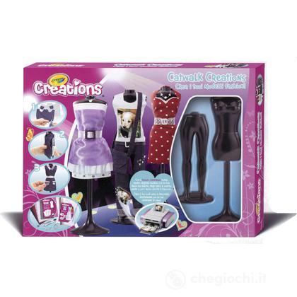Catwalk Creations - Crea i tuoi modelli fashion! (9000)