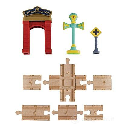 Chuggington Track Accessory Pack featuring Vee