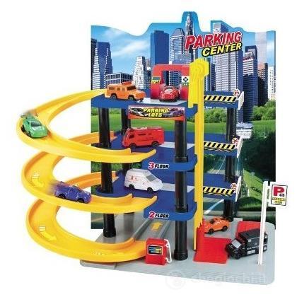 Garage 4 Piani con 3 auto die cast (GG51900)
