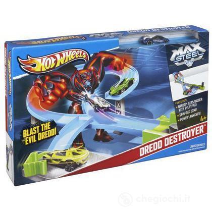 Max Steel contro Dredd (X9326)