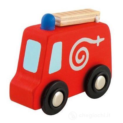 Mini Camion Pompieri (82902)