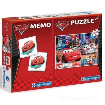 Puzzle 60 Pezzi e Memo Cars (79020)