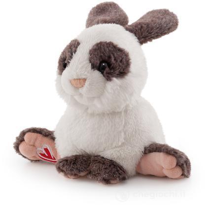 Coniglio bianco marrone (29904)