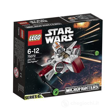 ARC-170 Starfighter - Lego Star Wars (75072)