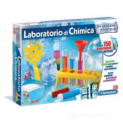 Laboratorio di chimica (13908)
