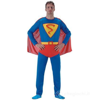 Costume adulto Super M (80910)
