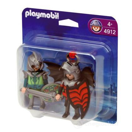 Duo pack cavalieri regno del drago (4912)
