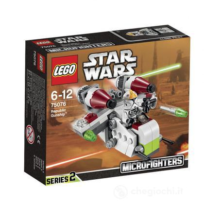 Republic Gunship - Lego Star Wars (75076)