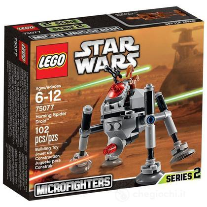 Homing Spider Droid - Lego Star Wars (75077)