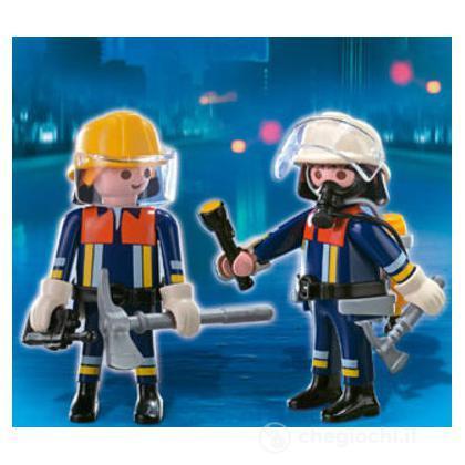 Duo pack pompieri (4914)
