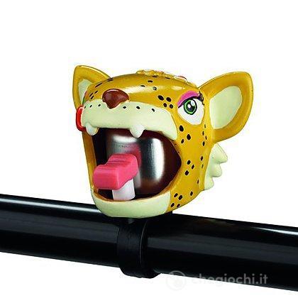 Campanello bici Crazy Safety leopardo