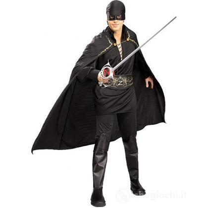 Costume Zorro adulto STD - XL (R 16916)