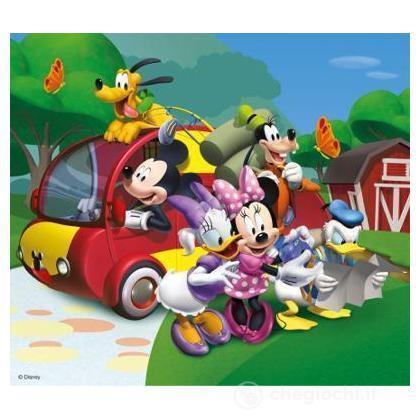 Puzzle Legno Mickey Mouse Clubhouse 30 pezzi (03918)