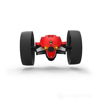 Drone Jumping Race Max con telecamera - Rosso
