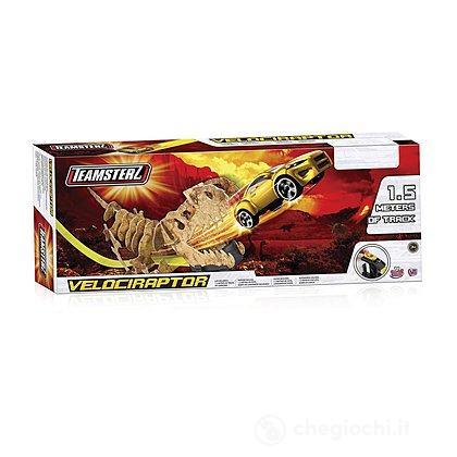 Pista Velociraptor Teamsterz