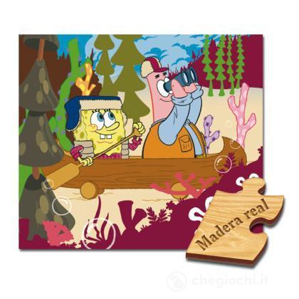 Puzzle Legno Sponge Bob 30 pezzi (03922)
