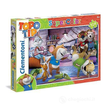 Topo tip puzzle 104 pezzi 27922 puzzle classici for Topo tip giocattoli