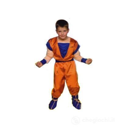 Costume Dragon Ball medio