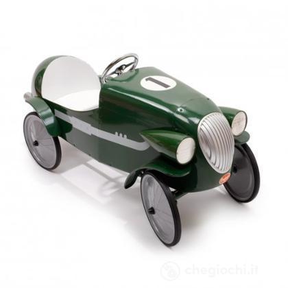 Macchina a Pedali Auto da Corsa Verde (1924V)
