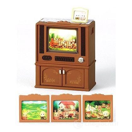 TV a colori serie luxury