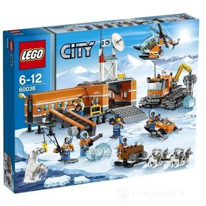 Base artica - Lego City (60036)