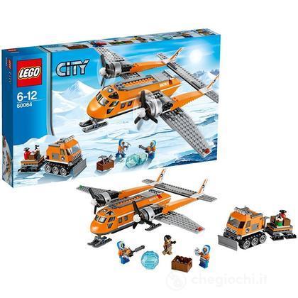 Aeromobile merci artico - Lego City (60064)